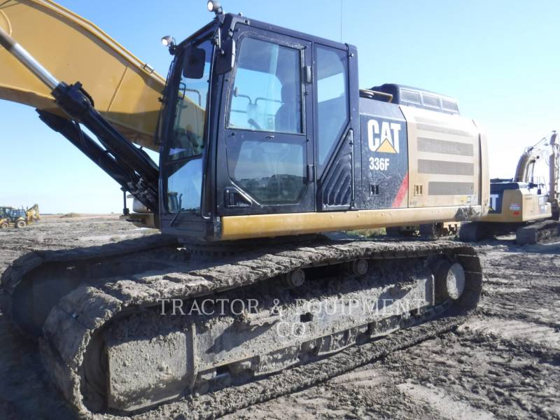 CATERPILLAR TRACK EXCAVATORS 336F L equipment  photo 1