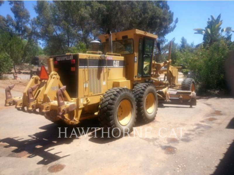 CATERPILLAR MOTORGRADERS 140HNA equipment  photo 4