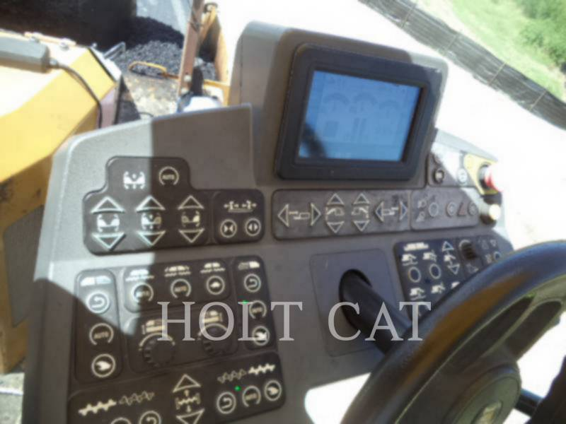 CATERPILLAR ASPHALT PAVERS AP1000F equipment  photo 21