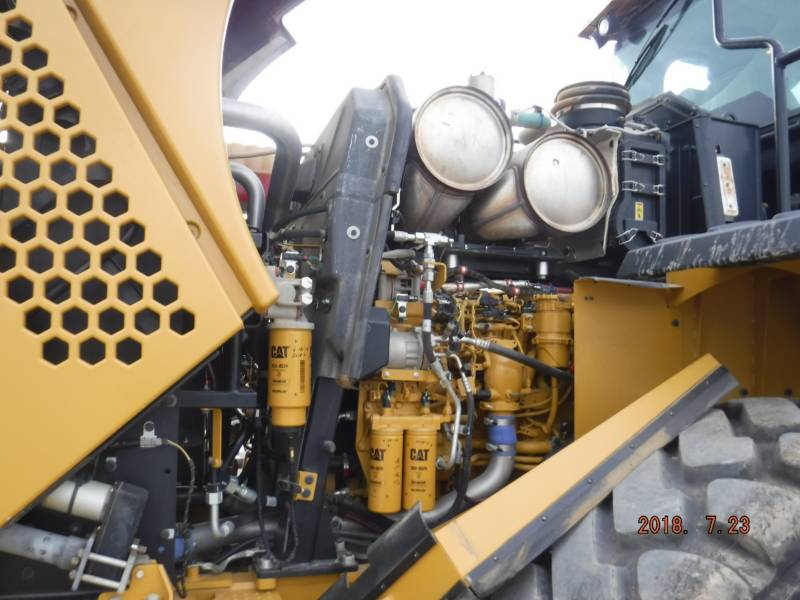 CATERPILLAR WHEEL LOADERS/INTEGRATED TOOLCARRIERS 966M equipment  photo 10