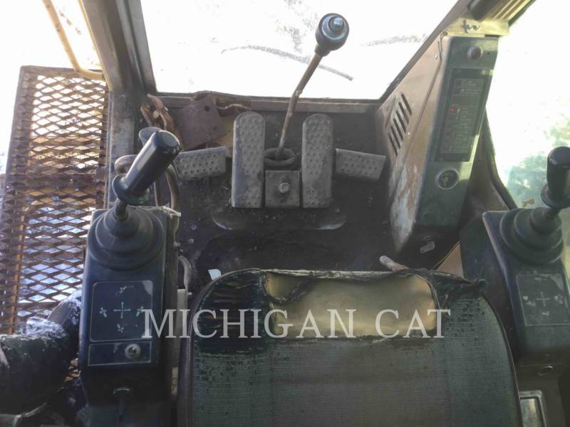 CATERPILLAR KETTEN-HYDRAULIKBAGGER 245B equipment  photo 6