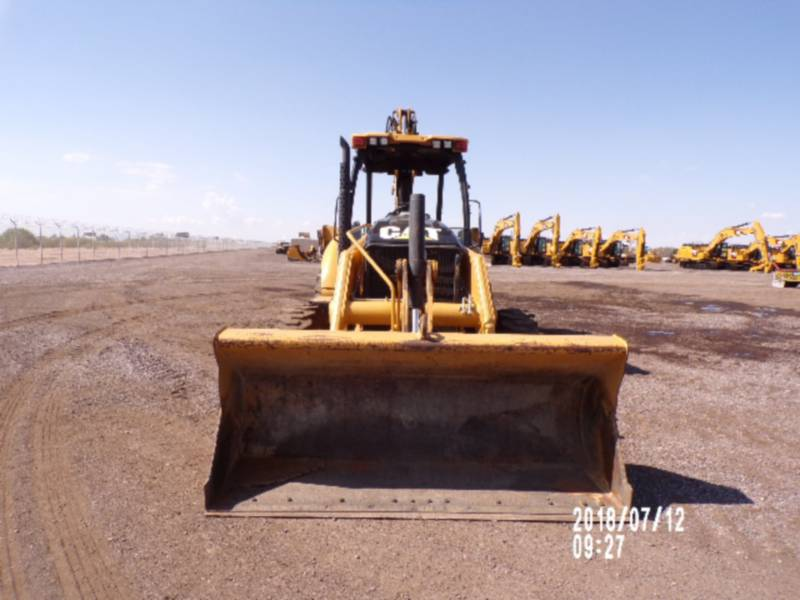 Caterpillar BULDOEXCAVATOARE 450F equipment  photo 8