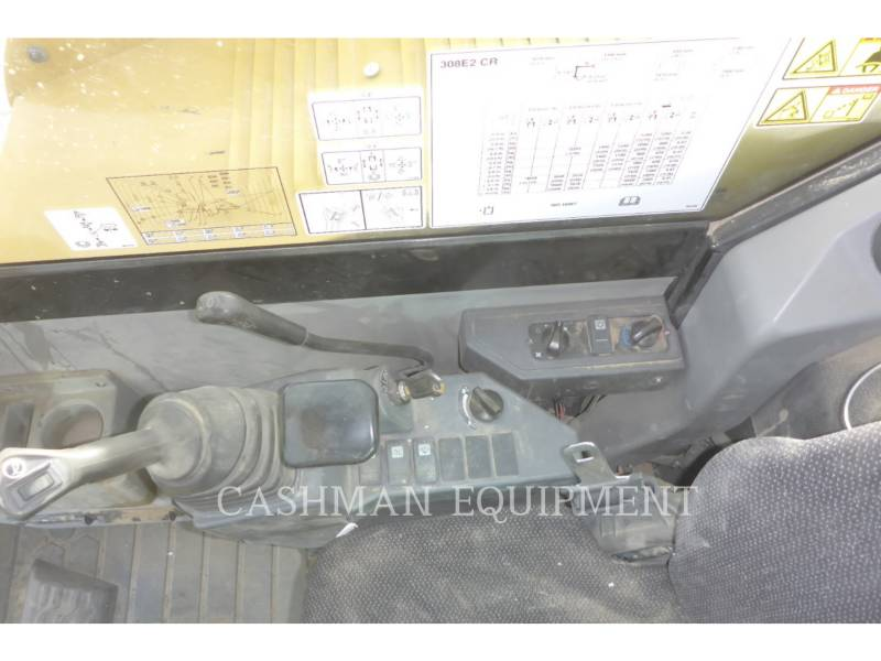 CATERPILLAR EXCAVADORAS DE CADENAS 308E2CRSB equipment  photo 8