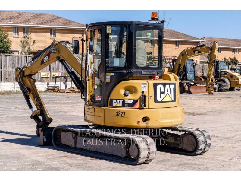 CATERPILLAR TRACK EXCAVATORS 305E C2 equipment  photo 6