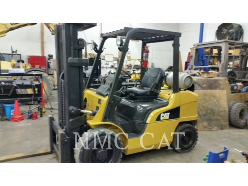 CATERPILLAR LIFT TRUCKS MONTACARGAS 2P5000GLE_MC equipment  photo 1