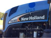 NEW HOLLAND LTD. AG TRACTORS TG305 equipment  photo 7