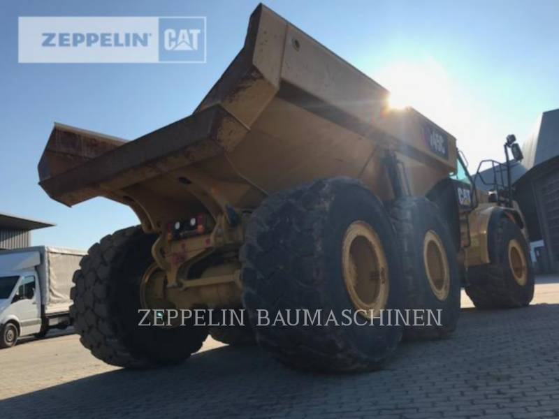 CATERPILLAR OFF HIGHWAY TRUCKS 745C equipment  photo 4