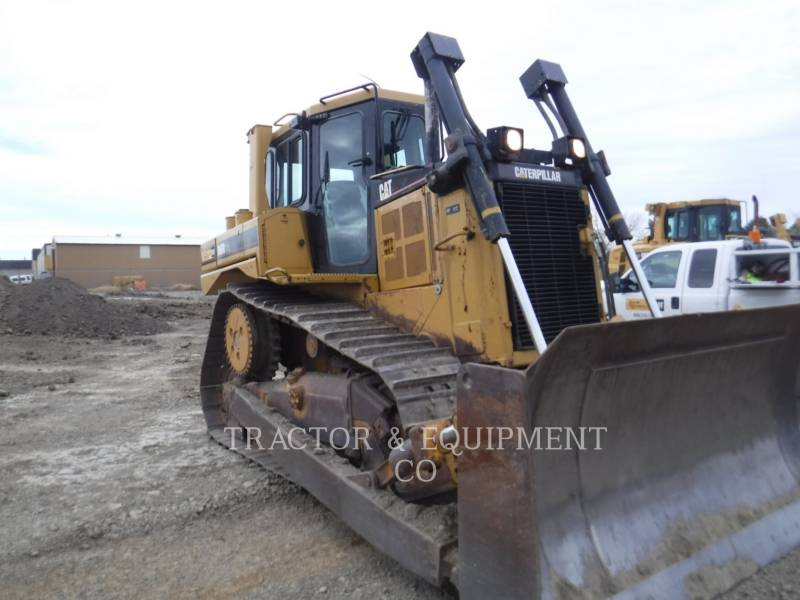 CATERPILLAR TRACTORES DE CADENAS D6R equipment  photo 2
