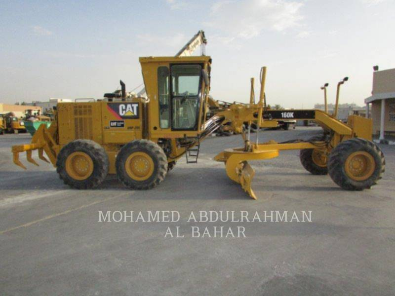 CATERPILLAR MOTOR GRADERS 160 K equipment  photo 6
