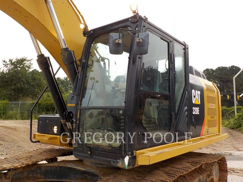 CATERPILLAR ESCAVADEIRAS 320E L equipment  photo 2