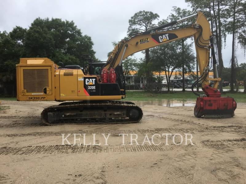 SUPERTRAK Forestal - Acuchillador/Astillador SK350 MX equipment  photo 6