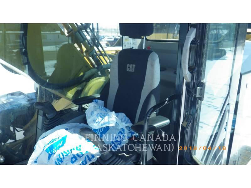 CATERPILLAR TRACK EXCAVATORS 349E equipment  photo 6