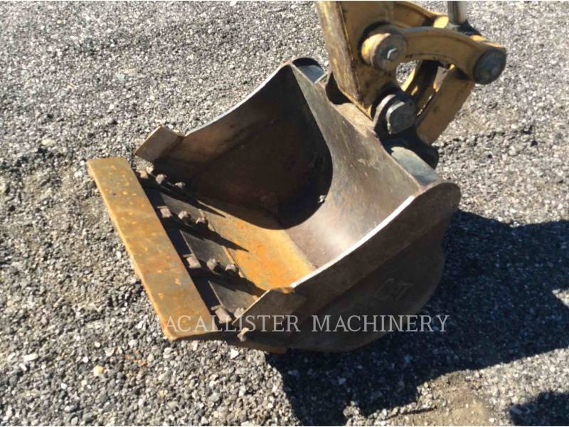 CATERPILLAR KETTEN-HYDRAULIKBAGGER 302.7D equipment  photo 17