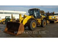 Equipment photo CATERPILLAR 950 H HIGH-LIFT CARGADORES DE RUEDAS 1