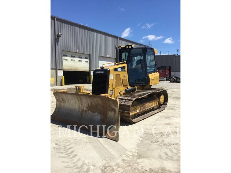 CATERPILLAR TRACTORES DE CADENAS D5K2L CAGSALT equipment  photo 3