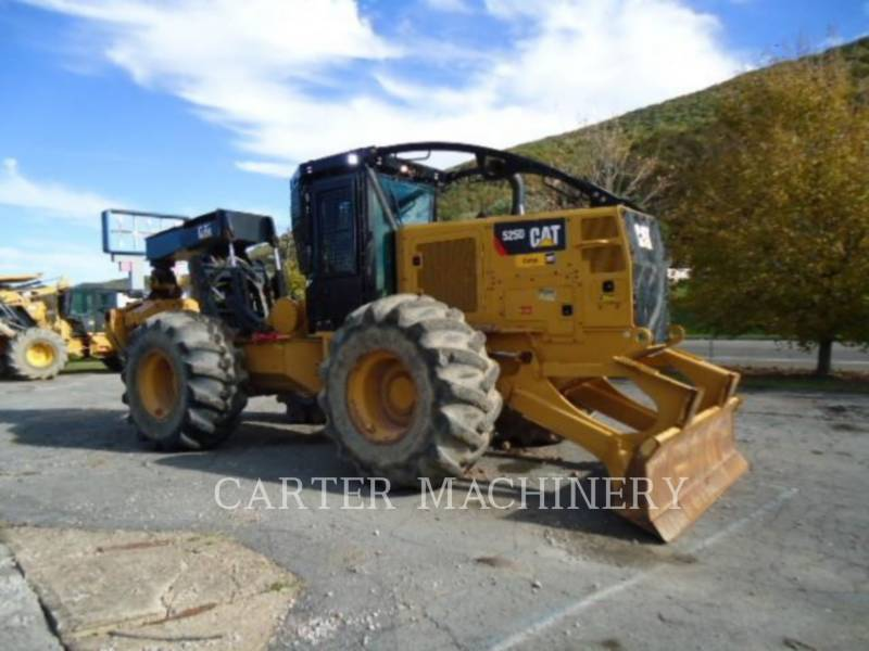 CATERPILLAR FORESTRY - SKIDDER 525D equipment  photo 4