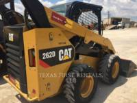 CATERPILLAR SKID STEER LOADERS 262 D equipment  photo 2