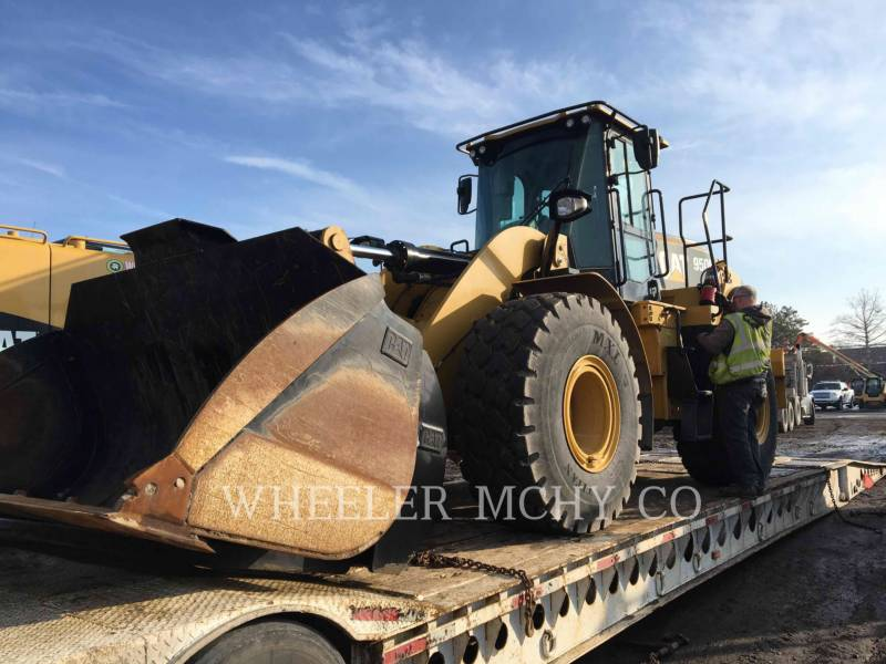 CATERPILLAR CARGADORES DE RUEDAS 950M QCF equipment  photo 4