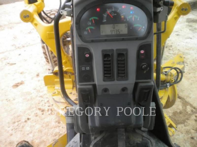 CATERPILLAR MOTOR GRADERS 120M2 equipment  photo 24