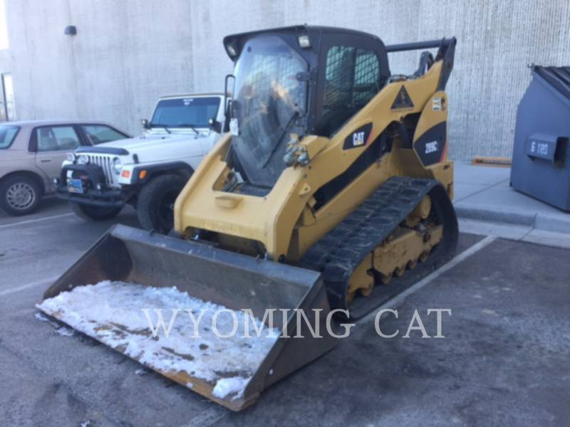 CATERPILLAR CHARGEURS COMPACTS RIGIDES 289C2 equipment  photo 1