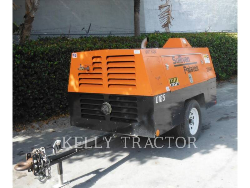 SULLIVAN COMPRESOR DE AIRE D185P DZ equipment  photo 1