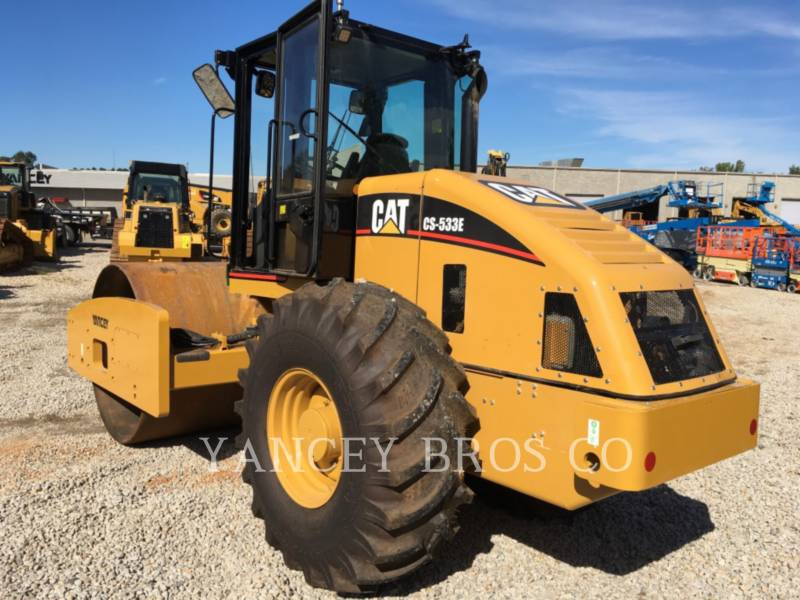 CATERPILLAR COMPACTADORES CS-533E equipment  photo 6