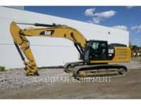 Equipment photo CATERPILLAR 336EL トラック油圧ショベル 1