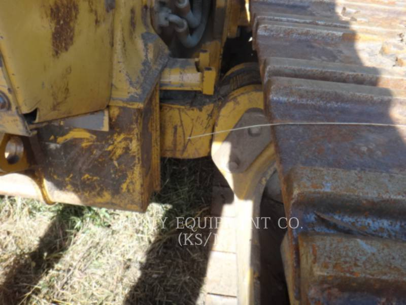 CATERPILLAR TRACK LOADERS 963C equipment  photo 20