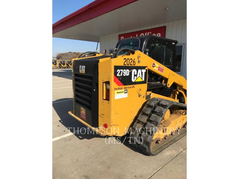 CATERPILLAR MULTI TERRAIN LOADERS 279DHF equipment  photo 5