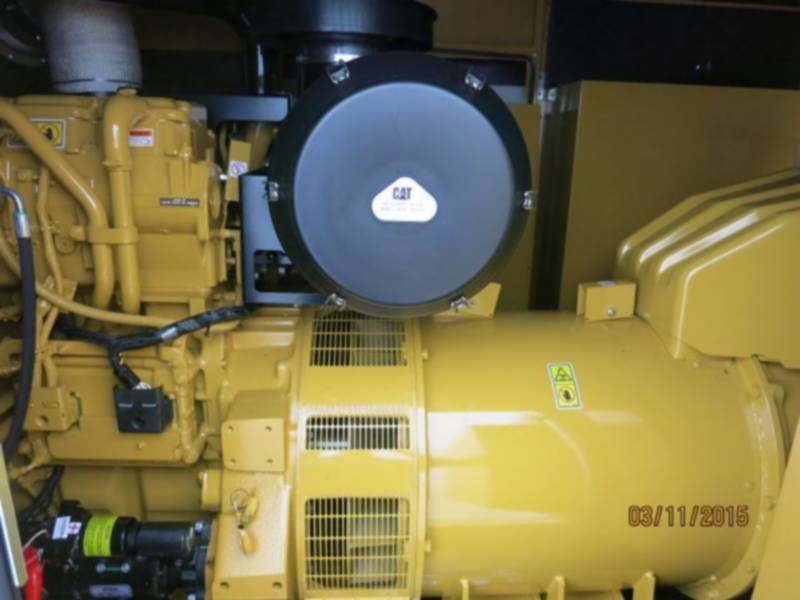 CATERPILLAR STATIONARY GENERATOR SETS C18 equipment  photo 8