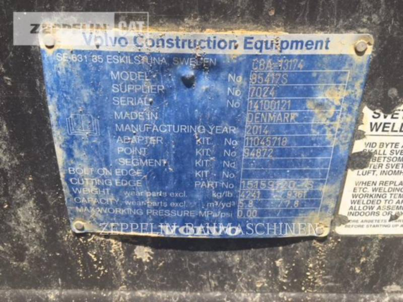 VOLVO CONSTRUCTION EQUIPMENT WHEEL LOADERS/INTEGRATED TOOLCARRIERS L220 equipment  photo 20