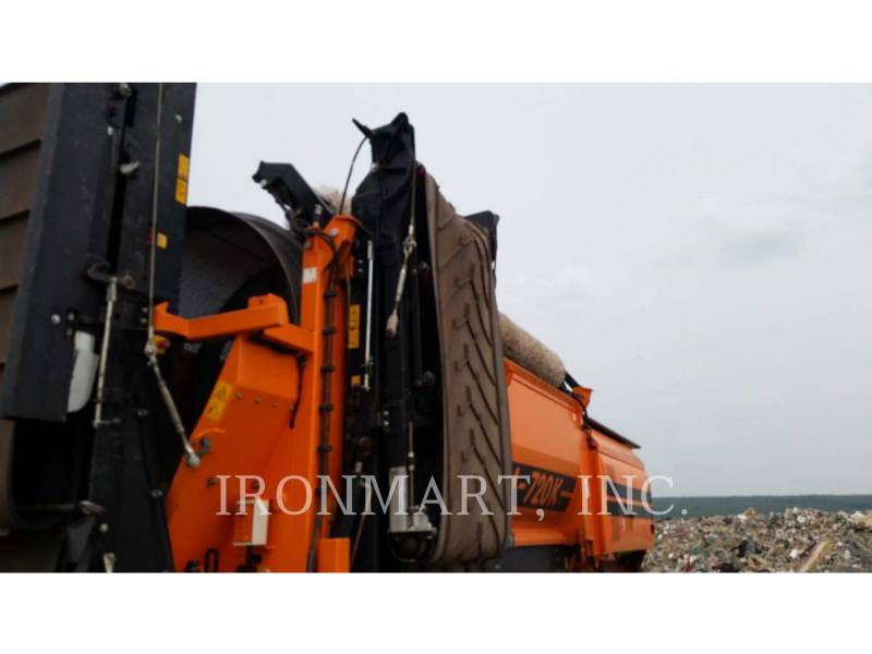 DOPPSTADT SCREENS SM720K equipment  photo 5