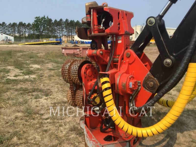 CATERPILLAR Leśnictwo - Rozdrabniacz 501HD equipment  photo 15