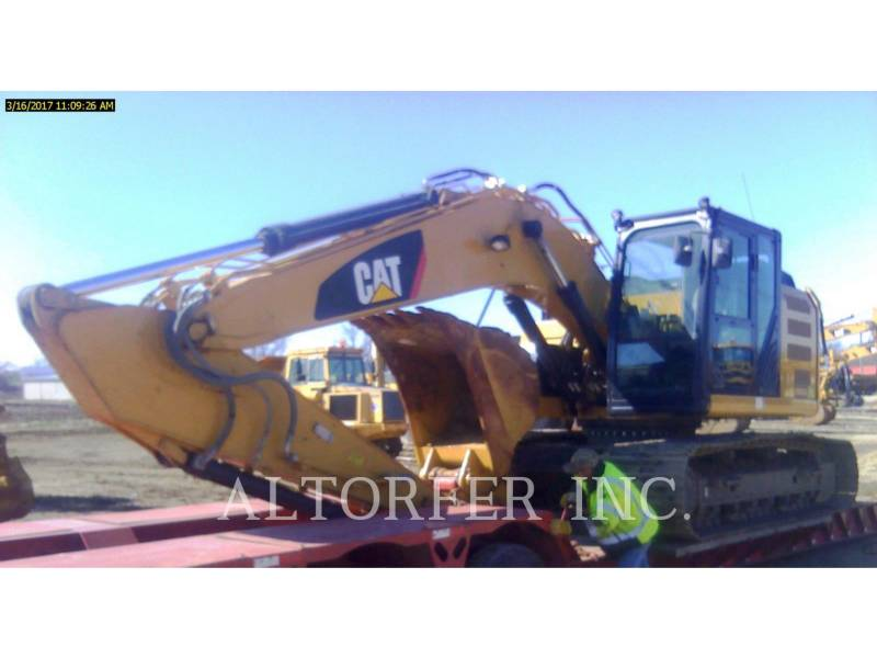 CATERPILLAR ESCAVADEIRAS 320EL RR equipment  photo 4