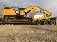 CATERPILLAR TRACK EXCAVATORS 336F L THM equipment  photo 8