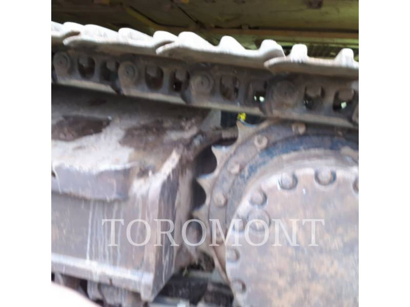 CATERPILLAR TRACK EXCAVATORS 316EL equipment  photo 14