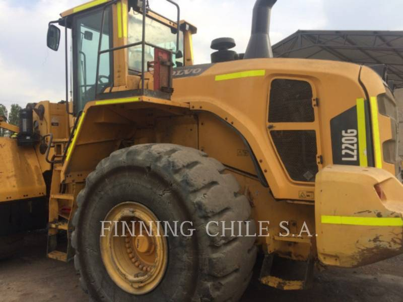 VOLVO MINING WHEEL LOADER L220G equipment  photo 2