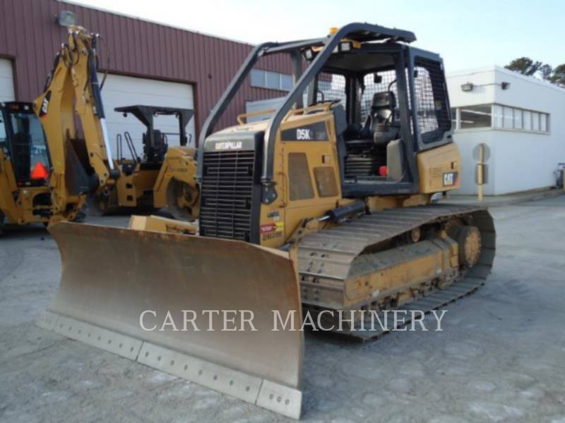 CATERPILLAR CIĄGNIKI GĄSIENICOWE D 5 K 2 LGP equipment  photo 4