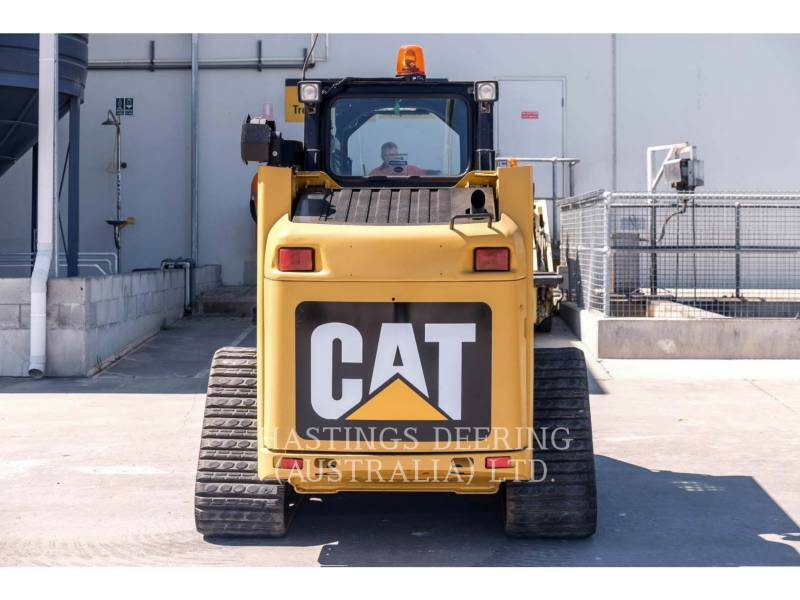 CATERPILLAR CHARGEURS TOUT TERRAIN 247B3LRC equipment  photo 8