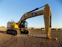 Equipment photo CATERPILLAR 374FL トラック油圧ショベル 1