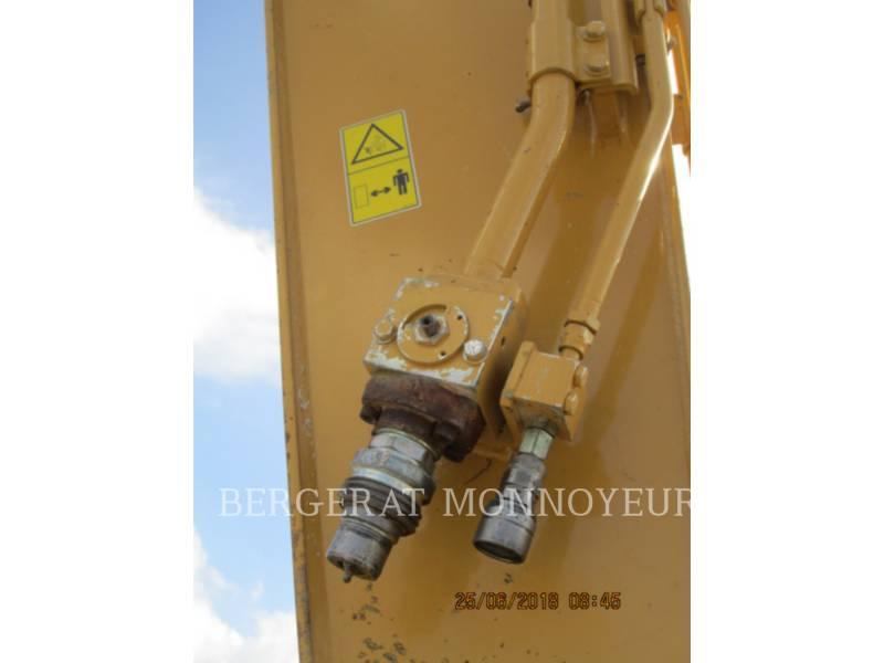 CATERPILLAR KETTEN-HYDRAULIKBAGGER 321D CR equipment  photo 20