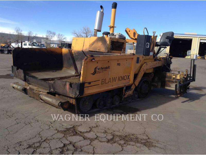 CATERPILLAR PAVIMENTADORA DE ASFALTO PF-4410 equipment  photo 1