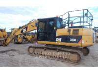 CATERPILLAR ESCAVATORI CINGOLATI 323DL equipment  photo 2