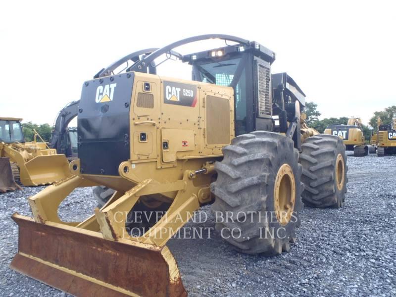 CATERPILLAR FORESTRY - SKIDDER 525D equipment  photo 1
