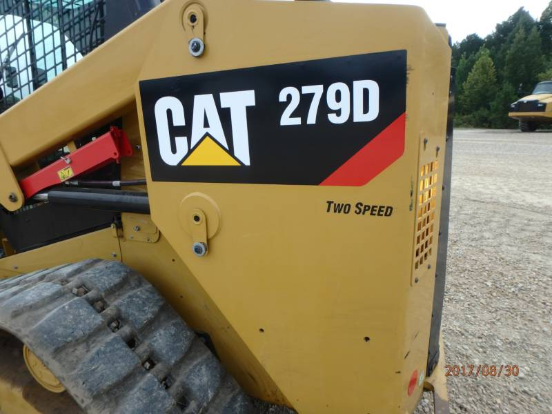 CATERPILLAR MULTI TERRAIN LOADERS 279D equipment  photo 21