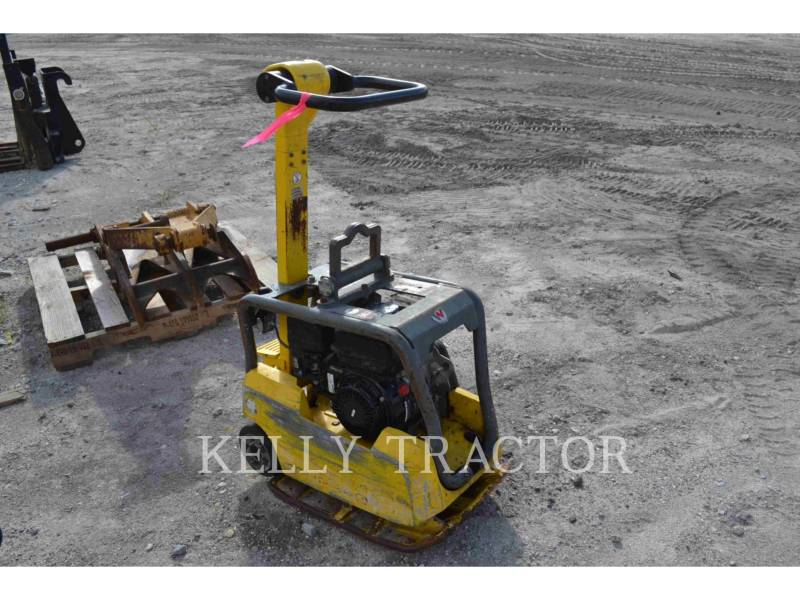 WACKER CORPORATION  VIBRATORY PLATE COMPACTOR BPU2540A equipment  photo 2