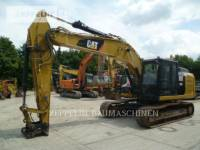 CATERPILLAR PELLES SUR CHAINES 323EL equipment  photo 1
