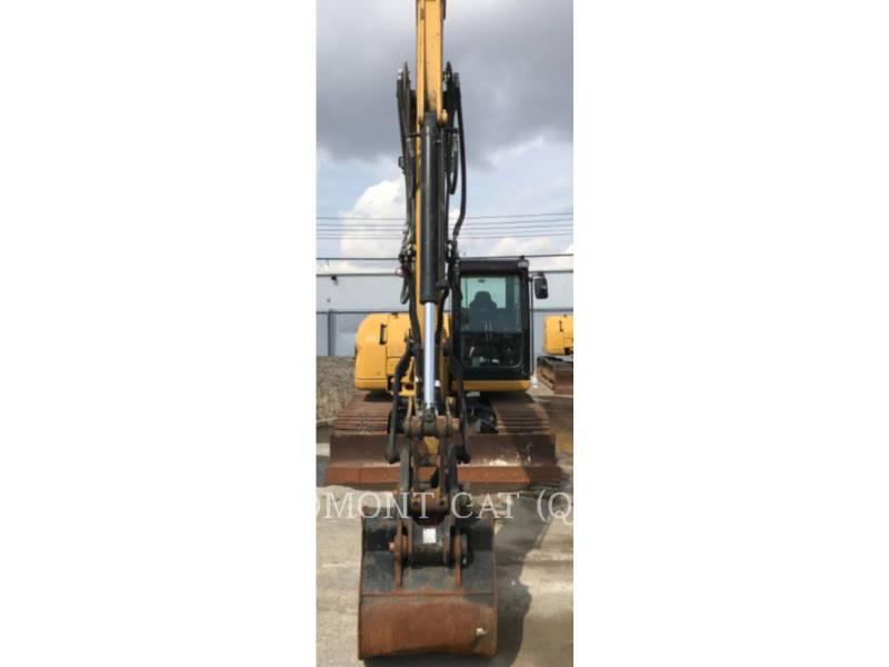 CATERPILLAR TRACK EXCAVATORS 308E2 CR equipment  photo 7