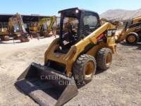 Equipment photo CATERPILLAR 246 D CHARGEURS COMPACTS RIGIDES 1