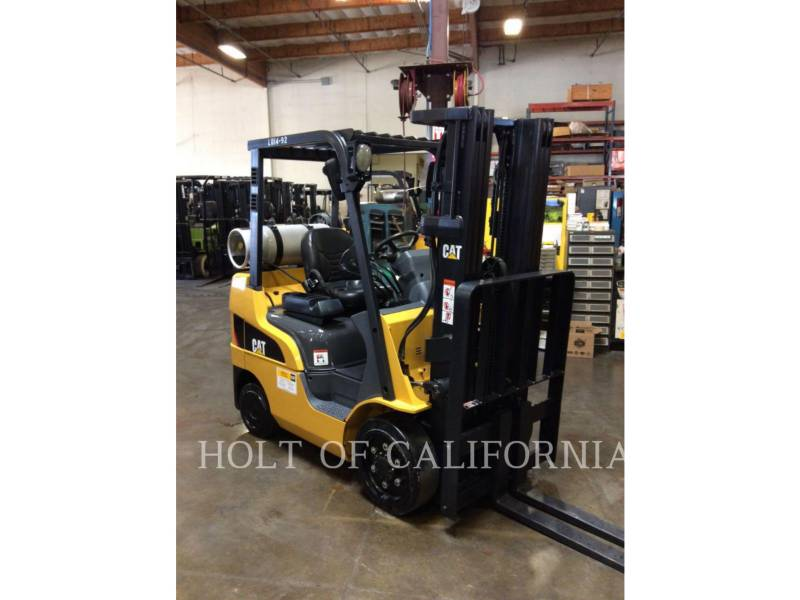 CATERPILLAR MITSUBISHI FORKLIFTS C5000-LP equipment  photo 2